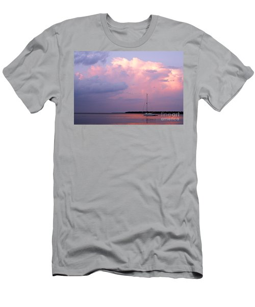 Stormy Seas Ahead Men's T-Shirt (Athletic Fit)
