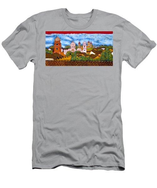 Street Art Granada Nicaragua 3 Men's T-Shirt (Athletic Fit)