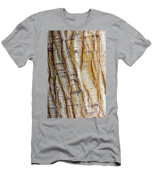 Striped Maple Men's T-Shirt (Athletic Fit)