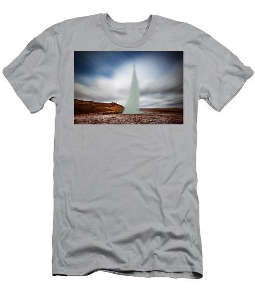 Strokkur Men's T-Shirt (Athletic Fit)