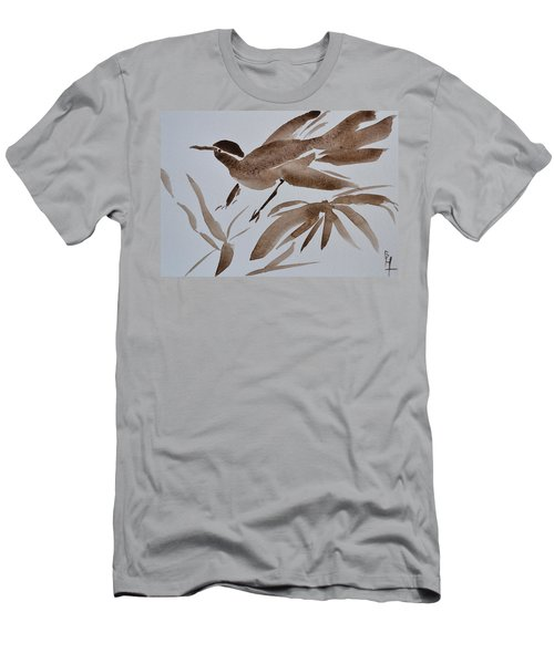 Sumi Bird Men's T-Shirt (Athletic Fit)