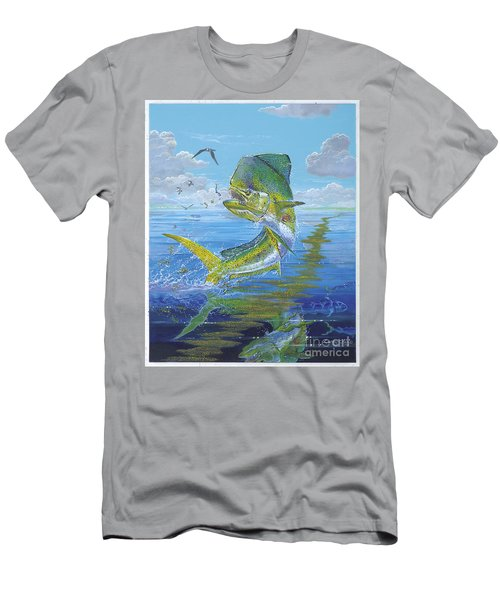 Summer Doldrums Off0015 Men's T-Shirt (Athletic Fit)