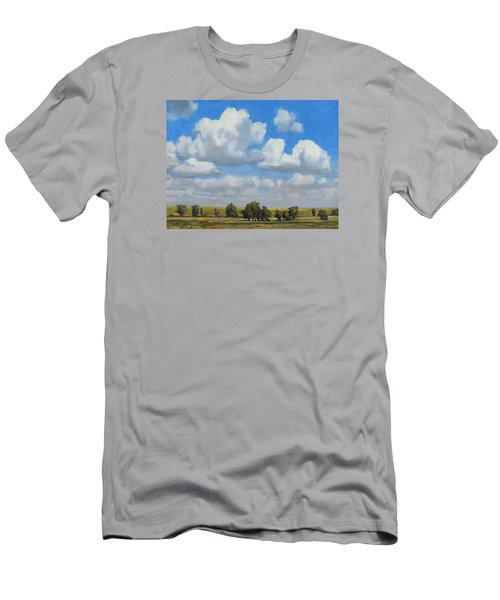 Summer Pasture Men's T-Shirt (Athletic Fit)