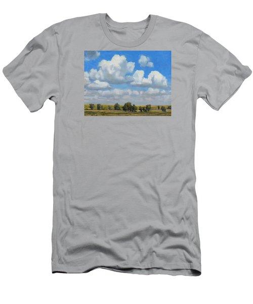 Summer Pasture Men's T-Shirt (Athletic Fit)