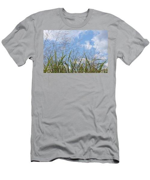 Summer Sky Men's T-Shirt (Athletic Fit)