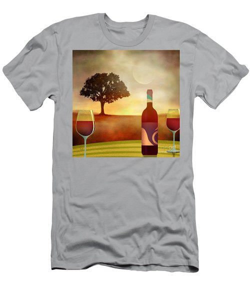 Summer Wine Men's T-Shirt (Athletic Fit)