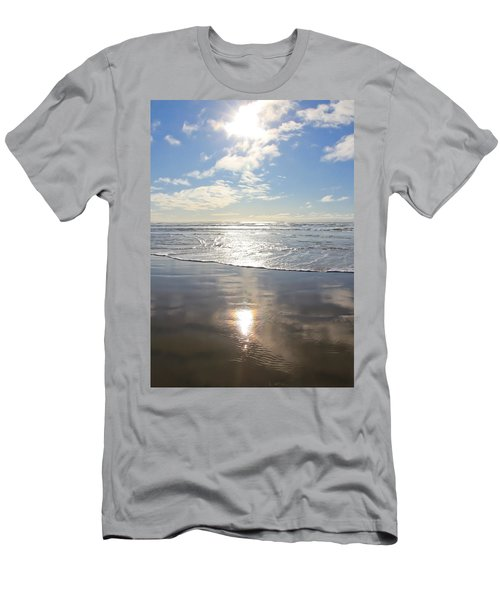 Sun And Sand Men's T-Shirt (Athletic Fit)