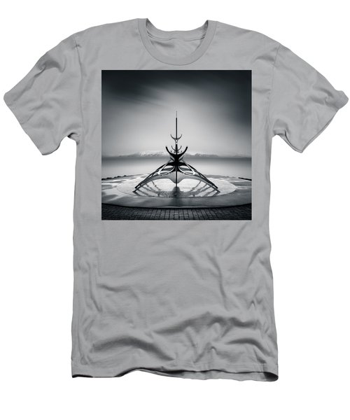 Sun Voyager Men's T-Shirt (Athletic Fit)