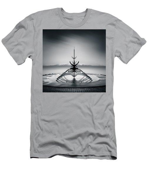 Sun Voyager Men's T-Shirt (Athletic Fit)