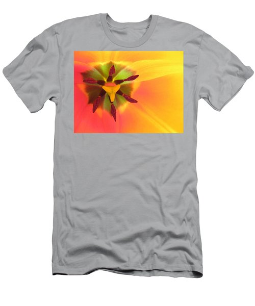 Sunburst 2 Men's T-Shirt (Athletic Fit)