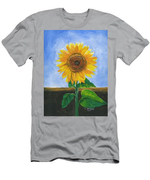Sunflower Series Two Men's T-Shirt (Athletic Fit)