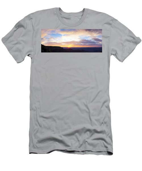 Sunrise On The Colorado Plateau Men's T-Shirt (Athletic Fit)