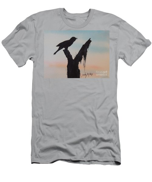 Sunrise Singer Men's T-Shirt (Athletic Fit)