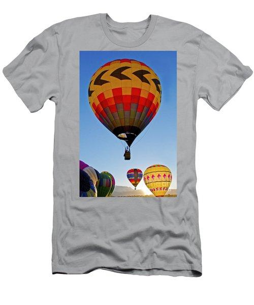 Sunrise Spectacular Men's T-Shirt (Athletic Fit)