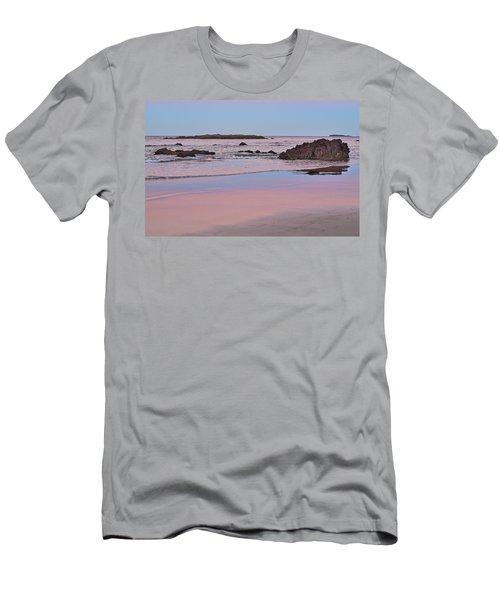 Sunset - Denhams Beach - Australia Men's T-Shirt (Athletic Fit)