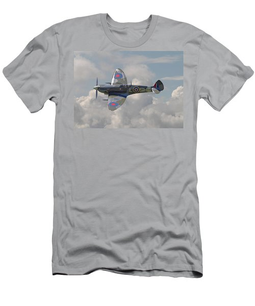 Supermarine Spitfire Men's T-Shirt (Athletic Fit)