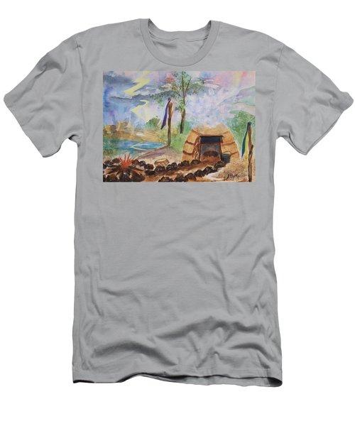 Sweat Lodge Men's T-Shirt (Athletic Fit)