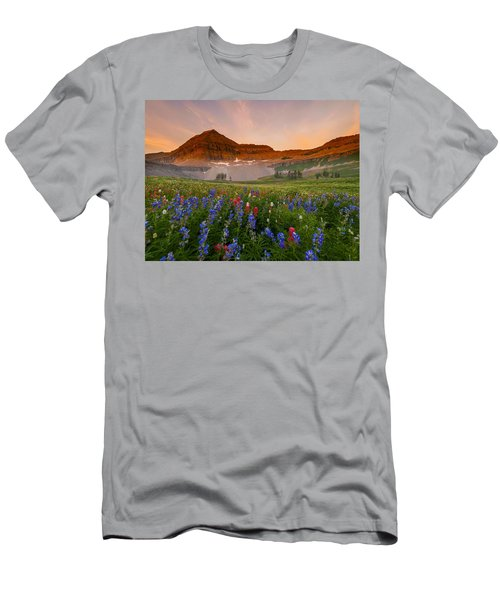 Sweeping Gaze Men's T-Shirt (Athletic Fit)