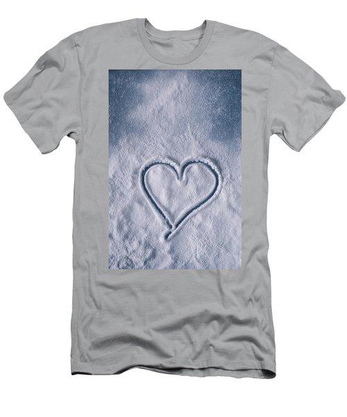 Sweet Heart Men's T-Shirt (Athletic Fit)