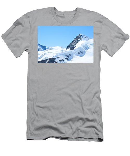 Swiss Alps Men's T-Shirt (Athletic Fit)