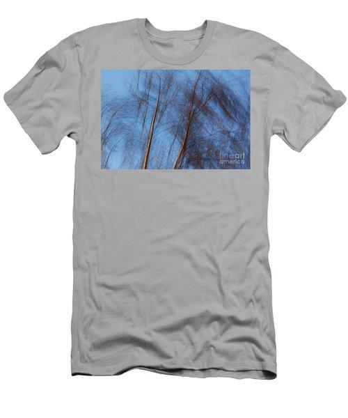 Talking Trees Men's T-Shirt (Athletic Fit)