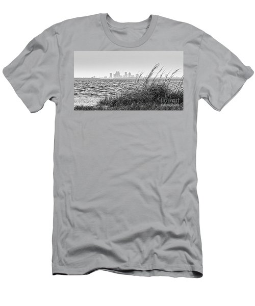 Tampa Across The Bay Men's T-Shirt (Athletic Fit)