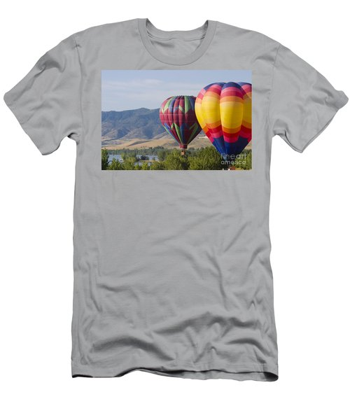 Tandem Balloons Men's T-Shirt (Athletic Fit)