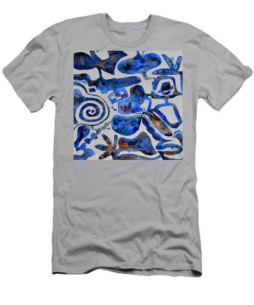Tangled Up In Blue Men's T-Shirt (Athletic Fit)