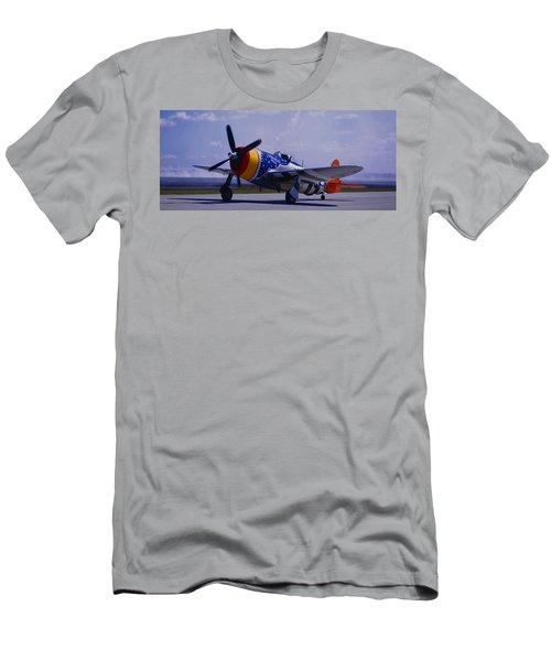 Tarheel Hal Men's T-Shirt (Athletic Fit)