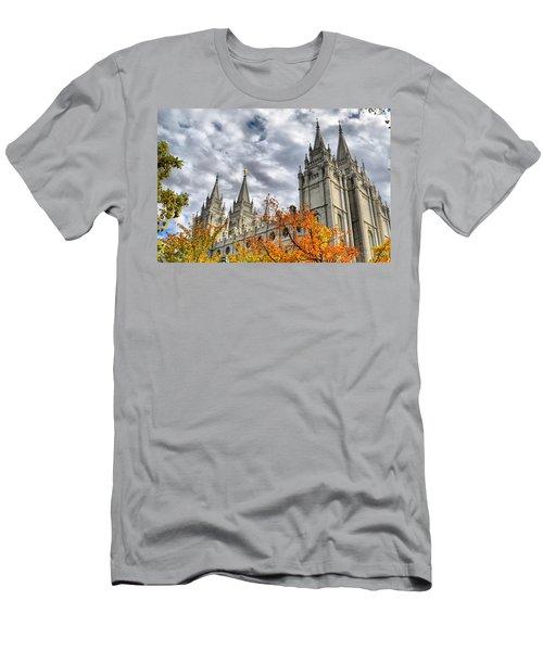 Temple Trees Men's T-Shirt (Athletic Fit)