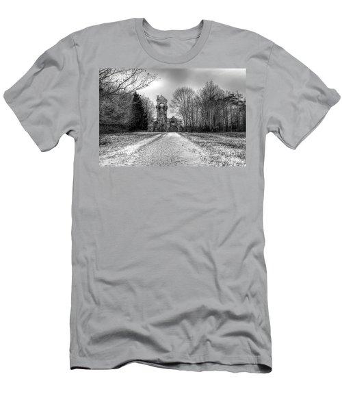 Testimonial Gateway Tower Men's T-Shirt (Athletic Fit)