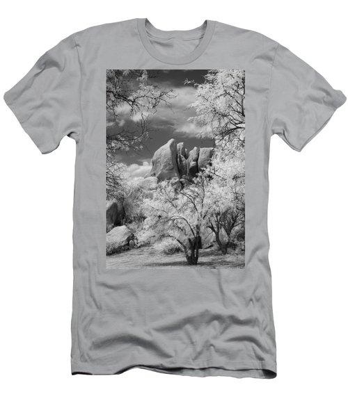 Texas Canyon  Men's T-Shirt (Slim Fit) by Michael McGowan