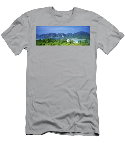 Thailand, Phi Phi Islands, Mountain Men's T-Shirt (Athletic Fit)