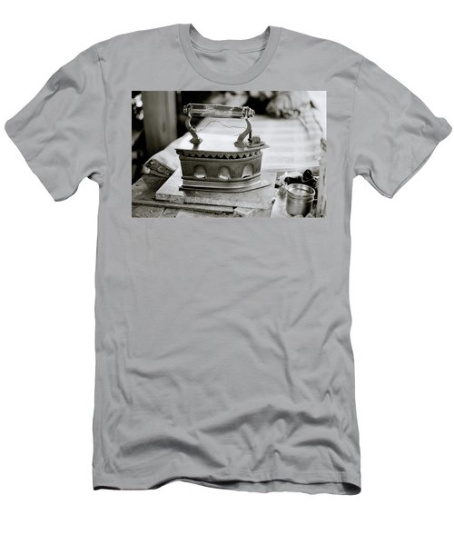 The Antique Iron Men's T-Shirt (Athletic Fit)