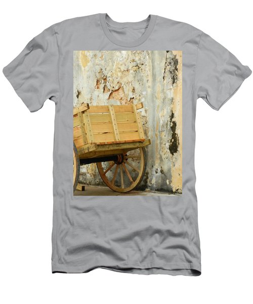 The Apple Cart Men's T-Shirt (Athletic Fit)