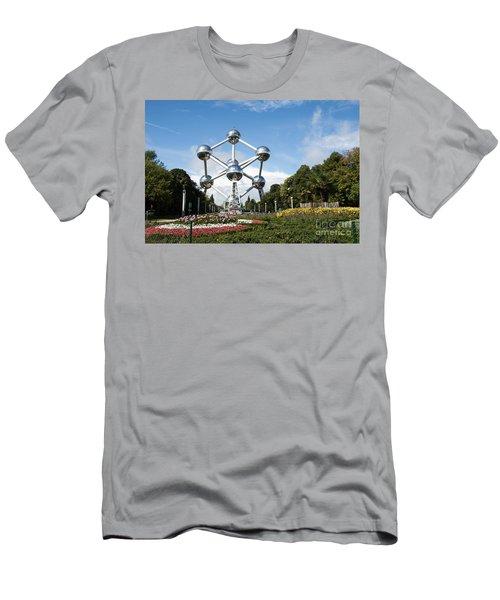 The Atomium Men's T-Shirt (Athletic Fit)