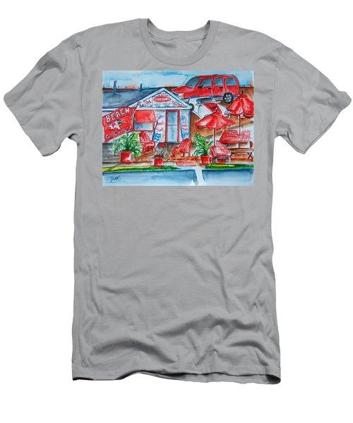 The Beach Shack Men's T-Shirt (Athletic Fit)
