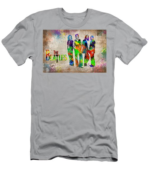 The Beatles Men's T-Shirt (Athletic Fit)