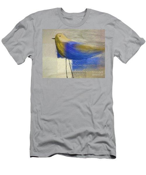 The Bird - J100124164-c21 Men's T-Shirt (Athletic Fit)