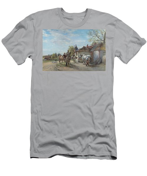 The Blacksmith Men's T-Shirt (Athletic Fit)
