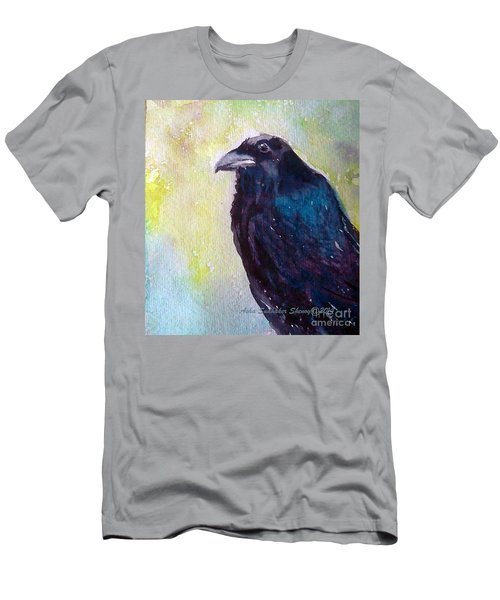 The Blue Raven Men's T-Shirt (Athletic Fit)
