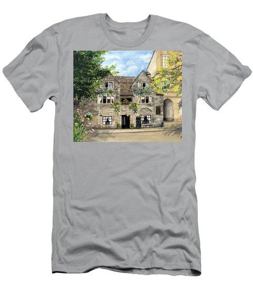 The Bridge Tea Rooms Men's T-Shirt (Athletic Fit)