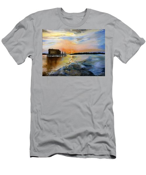 The Camp Men's T-Shirt (Athletic Fit)