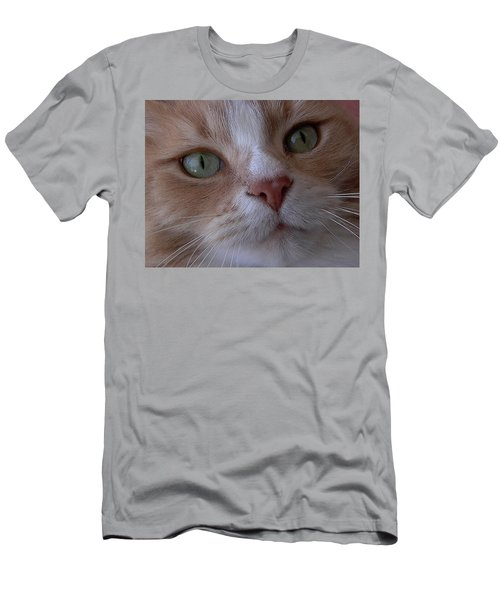 The Cat Eyes Men's T-Shirt (Athletic Fit)
