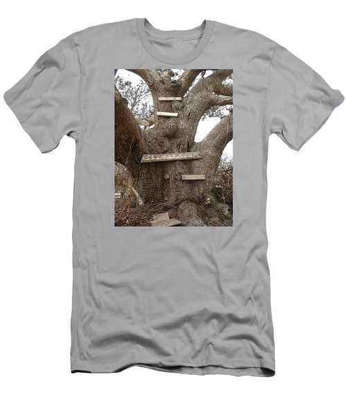 The Climbing Tree - Hurricane Katrina Survivor Men's T-Shirt (Athletic Fit)