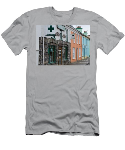 The Colors Of Sneem Men's T-Shirt (Athletic Fit)