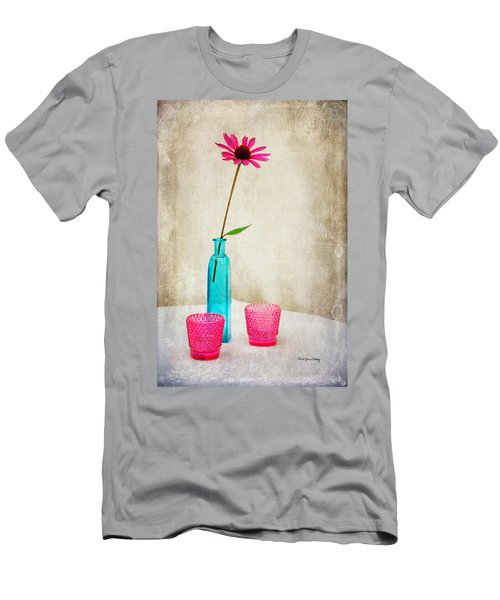 The Coneflower Men's T-Shirt (Athletic Fit)