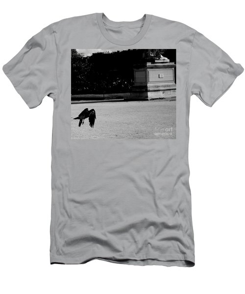 The Crow Men's T-Shirt (Athletic Fit)