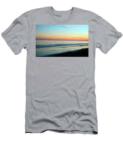 The Day Ends Men's T-Shirt (Athletic Fit)