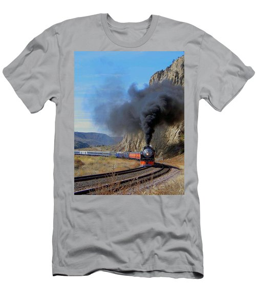 The Daylight 4449 Montana Driveby Men's T-Shirt (Athletic Fit)